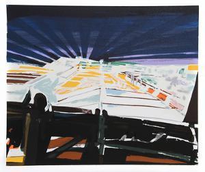 Barricade by John Hultberg