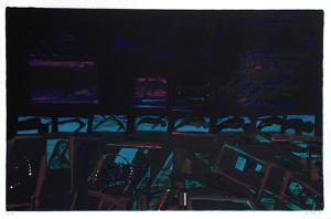 Dancing in the night by John Hultberg