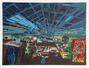 Greenhouse by John Hultberg
