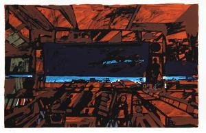 Rusted Room by John Hultberg