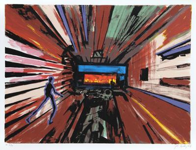 Toward the Furnace by John Hultberg