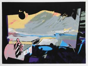 Wide Window I by John Hultberg
