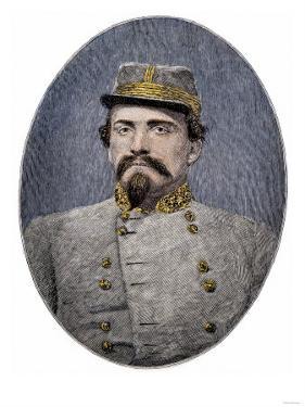 John Hunt Morgan, Confederate Cavalry Officer in the Civil War