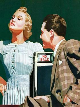 """""""'No Sale',""""May 6, 1939 by John Hyde Phillips"""