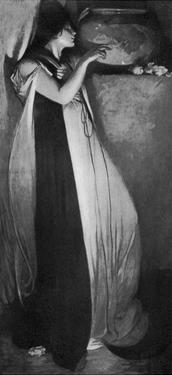 Isabella or the Pot of Basil, 1902-1903 by John J Alexander