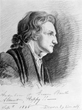 Self Portrait, 1826 by John James Audubon