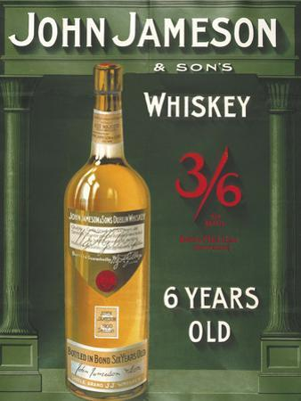 John Jameson 6 Years Old