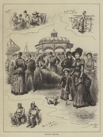 Brighton Sketches