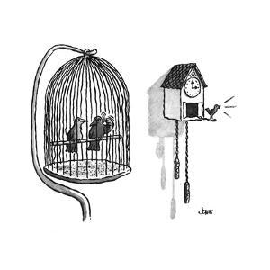 New Yorker Cartoon by John Jonik