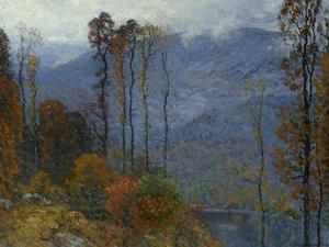 Mount Chocorua, 1904 by John Joseph Enneking