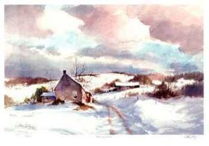 Uxbridge Farm by John Joy