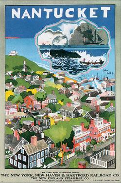 Nantucket by John Jr. Held
