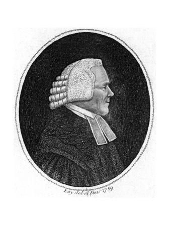 James Baine, Churchman