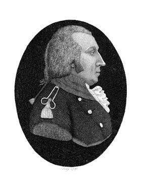 James Gregory by John Kay