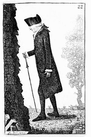 Joseph Black, Scottish Chemist, 1787