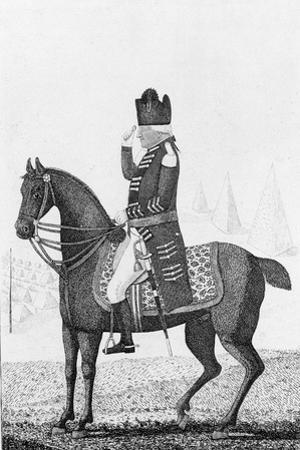 Ralph Abercromby (1734-180), Scottish General, 1801