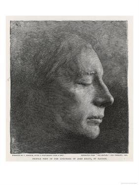 John Keats Poet