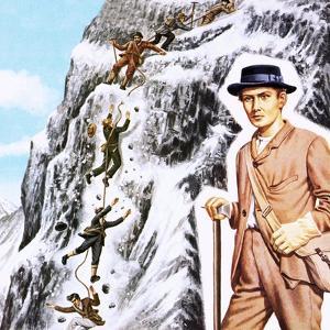 Ascending the Matterhorn in 1865: Success Followed by Disaster by John Keay