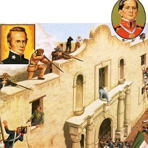 Defence of the Alamo by John Keay