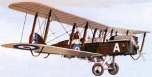 Dh9A Light Bomber by John Keay