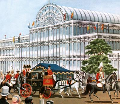 Paxton's Crystal Palace by John Keay
