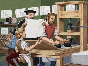 Printing by John Keay