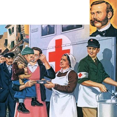 The Red Cross by John Keay