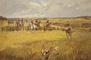 The Quorn - Gartree Hill by John King