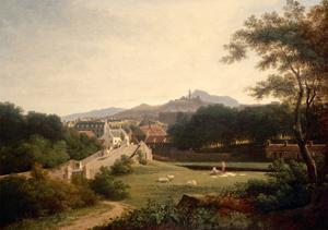 Edinburgh from Canonmills, C.1820-25 by John Knox