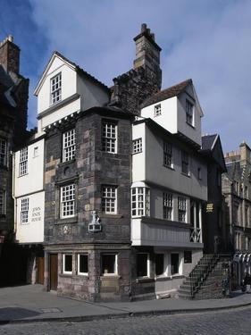 John Knox's House, Edinburgh, Scotland, United Kingdom