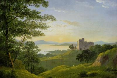 Sunset in the Western Highlands, C.1820