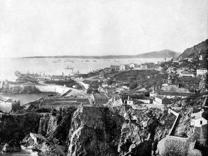 Gibraltar, 1893 by John L Stoddard