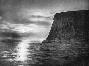 North Cape, Norway, 1893 by John L Stoddard