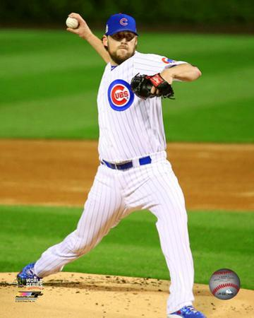 John Lackey Game 4 of the 2016 World Series