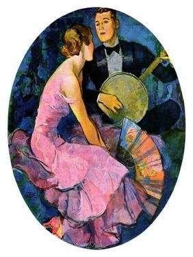 """""""Banjo Serenade,""""April 11, 1931 by John LaGatta"""