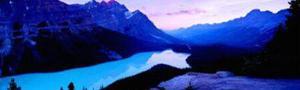 Banff National Park - Alberta by John Lawrence