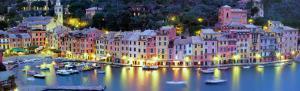 Portofino - Italy by John Lawrence