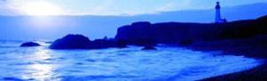 Yaquina Head Lighthouse - Oregon by John Lawrence