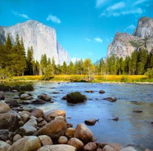 Yosemite National Park, USA by John Lawrence