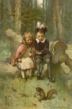 Babes in the Woods by John Lawson