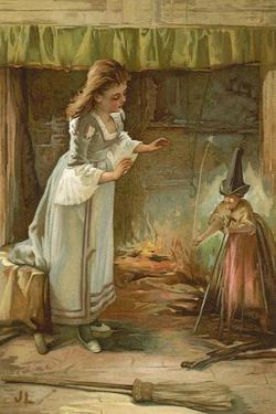 Cinderella by John Lawson