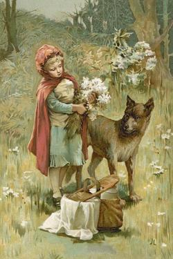 Little Red Riding Hood by John Lawson