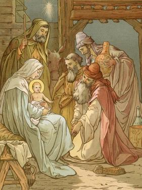 Nativity by John Lawson