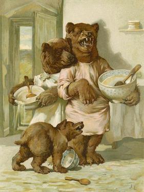 The Three Bears by John Lawson