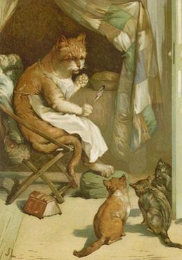 The Three Kittens by John Lawson