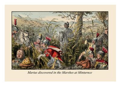 Marius Discovered by John Leech