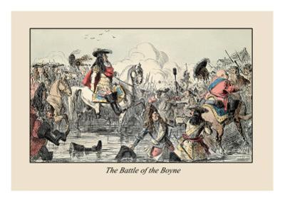 The Battle of the Boyne by John Leech