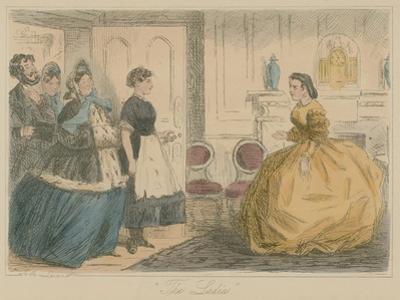The Ladies by John Leech