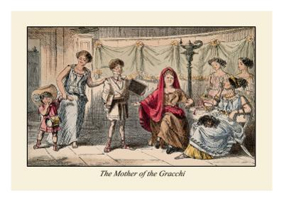 The Mother of the Gracchi by John Leech