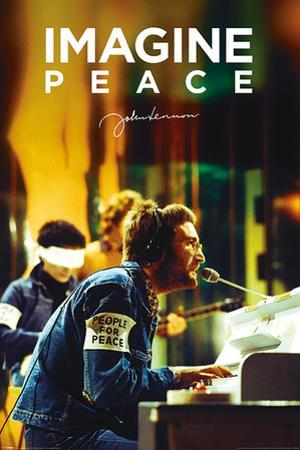 John Lennon – People For Peace